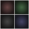 Set corduroy color background, fabric texture Royalty Free Stock Photo