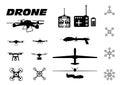 Set drone