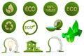 Set eco friendly