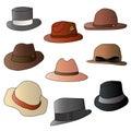 Set hat