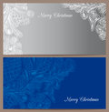 Set of horizontal invitation for congratulation Royalty Free Stock Photo