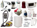 Set of  household appliances Royalty Free Stock Photography