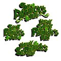 Set of icons for St.Patricks Day