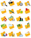 Set of internet icons. Stock Images