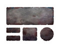 Set of metalic elements