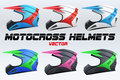 Set of Original Motorcycle Helmets Royalty Free Stock Photo