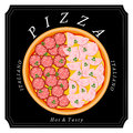 The set pizza