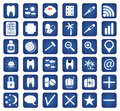 Set of quality icon vector for you design Stock Images