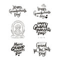 Set quotes about happy grandparents day!