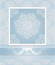 Set seamless patterns lace Stock Images