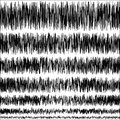 Set Of Seismic Vibrations Of T...