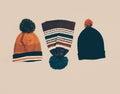 Set Sports Vintage Caps