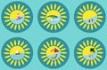 Set-of-Sunny-summer-icons-with-sea-and-beach