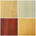 Set of wood textures for background Royalty Free Stock Photos