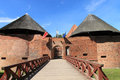 The settlement in Miedzyrzecz City - Poland. Royalty Free Stock Photography