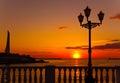 Sevastopol bay Royalty Free Stock Photo