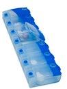 Seven Day Pill Box Royalty Free Stock Photo