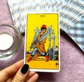 7 Seven of Swords Tarot Card Logic Reason Ahead of the Posse Adaptability Flexibility Plotting & Planning Strategies