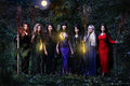 Seven Witches In The Night For...