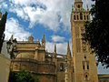 Sevilla, Cathedral 11 Royalty Free Stock Image