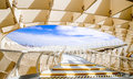 Sevilla spain june metropol parasol in plaza de la encarna encarnacion on j mayer h architects it is made from Stock Photo
