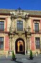 Seville - Archbishops Palace Royalty Free Stock Photo