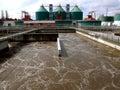 Sewage Royalty Free Stock Photos