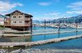 Seward Alaska Royalty Free Stock Images