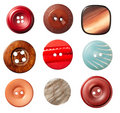 Sewing button clothing Royalty Free Stock Photo