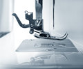 Sewing machine Royalty Free Stock Photo