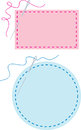 Sewing needle vector illustration of Stock Photography