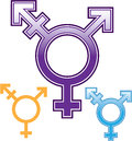Sexuality symbol vector eps file Stock Photo