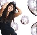 showgirl Royalty Free Stock Photo