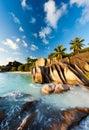 Seychelles  beach Royalty Free Stock Photo
