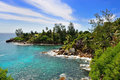 Seychelles islands Royalty Free Stock Photos