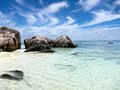 Seychelles islands. Royalty Free Stock Photo