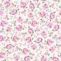 Shabby chic rose