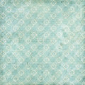 Shabby Chic vintage floral grungy background Royalty Free Stock Photo