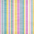 Shabby pastel striped background Royalty Free Stock Photography