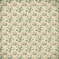 Shabby vintage antique floral wallpaper Royalty Free Stock Photo