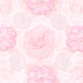 Shabby vintage flower background Stock Photos