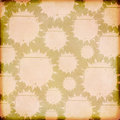 Shabby vintage pattern Royalty Free Stock Photography