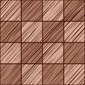 Square tiles, background seamless pink-gray, vector. Royalty Free Stock Photo