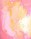 Shades of Pink and Yellow Background Royalty Free Stock Photo