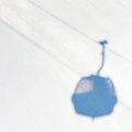 Shadow of Gondola Ski Lift Royalty Free Stock Photos