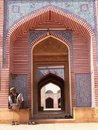 Shah Jahan Mosque, Thatta Royalty Free Stock Images