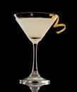 Shaken Martini Stock Photography