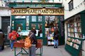 Bookstore of Shakespeare and Company in Paris. Royalty Free Stock Photo