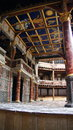 Shakespeare Globe Theatre in London Royalty Free Stock Photo