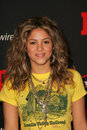Shakira at the teen people s th annual artists of the year party element hollywood ca Stock Images